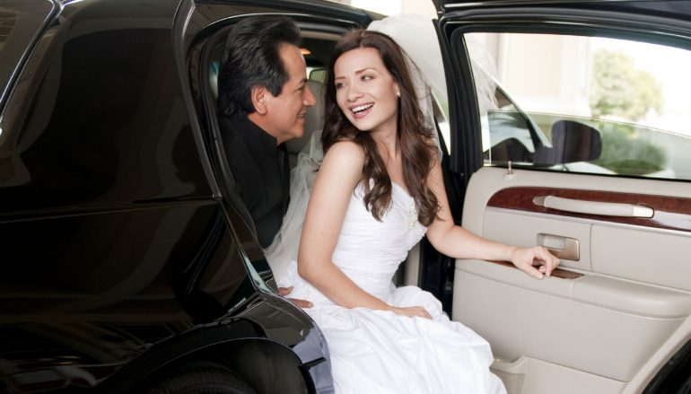 Limousine Service for Wedding